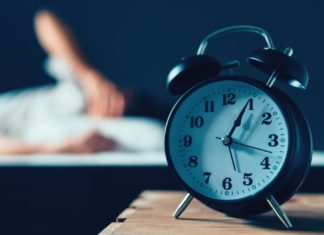 What to do to stop waking up in the middle of the night