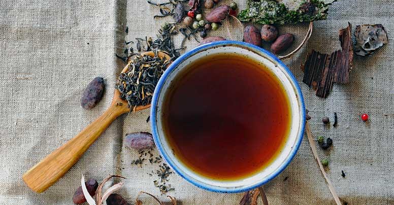 rosemary-tea-for-blocked-nose