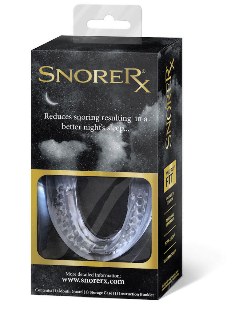 snoreRx box