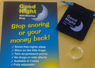 Snoring Ring